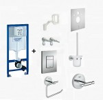 Grohe Stelaż do WC RAPID SL 8w1 39000000