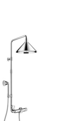 Axor-Hansgrohe Komplet prysznicowy Axor 2 jet Front, DN15 - 26020000