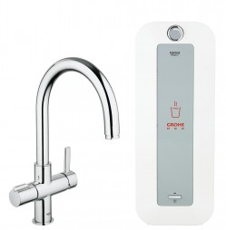 GROHE Red Duo, 8l Boiler, NL 30031000