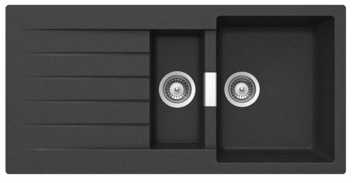 schock primus d 150 nero. Black Bedroom Furniture Sets. Home Design Ideas